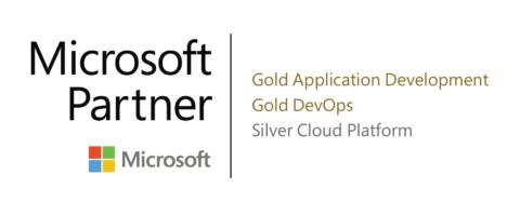 logo microsoft partner silver cloud platform