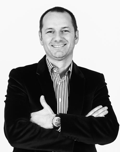 Agile Partner Director portrait Franck Chalaux