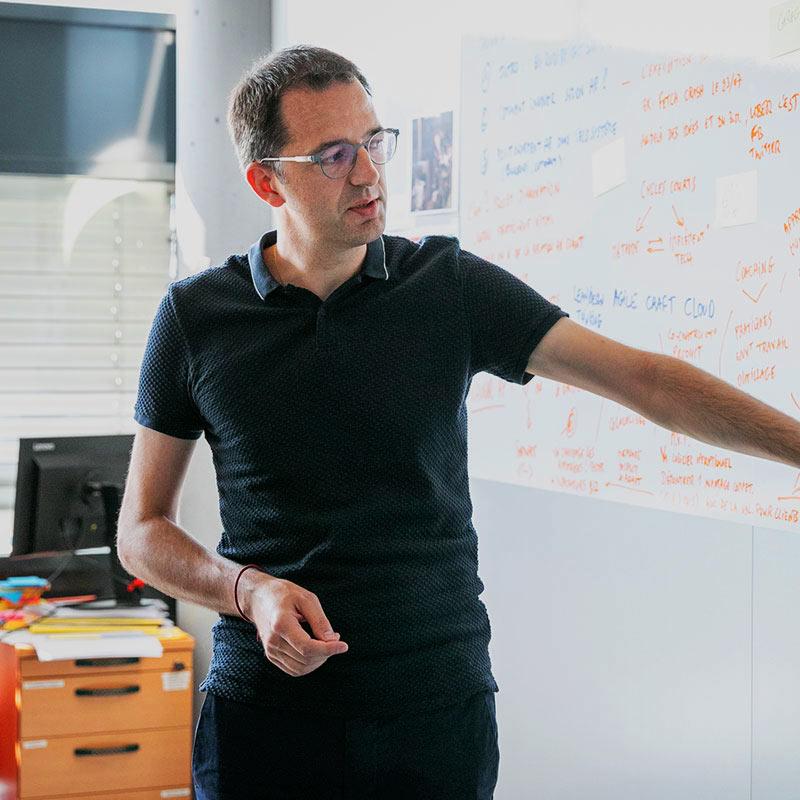 formation agile expliquée par Sylvain Chery