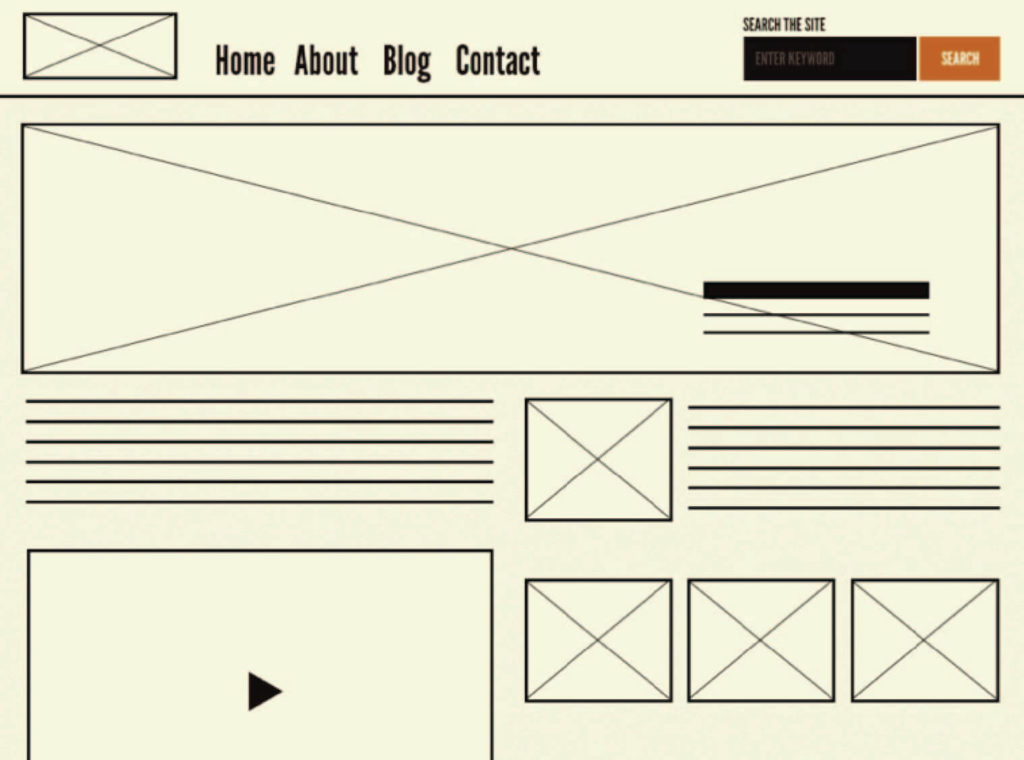 atomic design template example