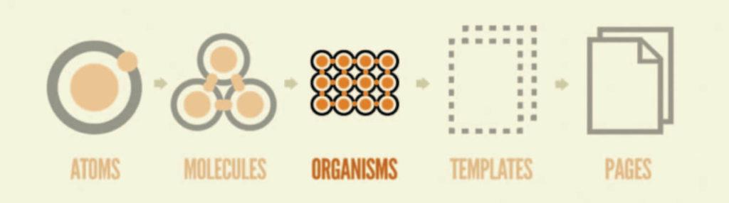 atomic design step 3 organisms