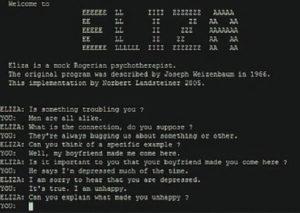 chatbot eliza