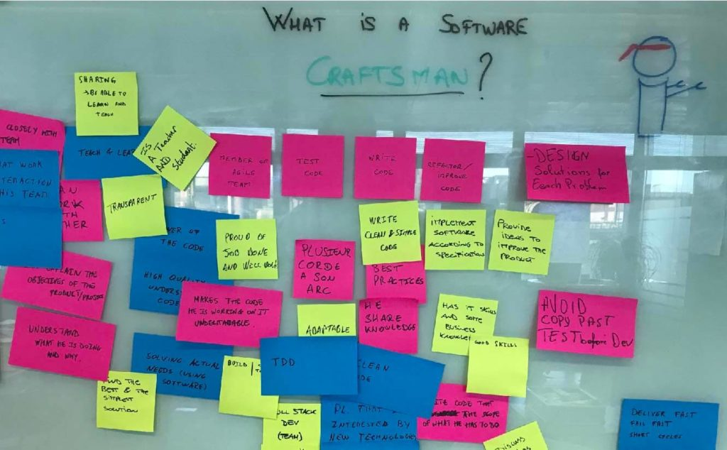 agile training software craftsmanship