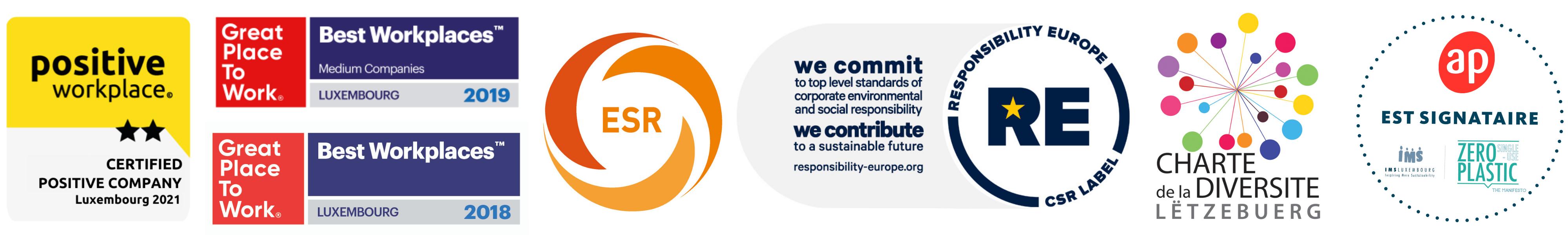 labels et certifications agile partner luxembourg
