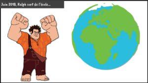 le monde de ralph